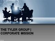 The Tyler Group-Corporate Mission