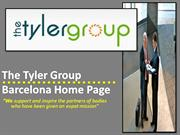 The Tyler Group Barcelona Home Page