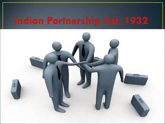 partnership act 1932 summary notes