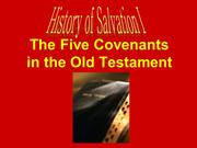 Salvation History. Part 1