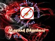 mayank no smoking