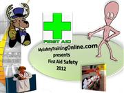 First Aid Safety 2012