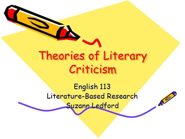 Practical books on literary criticism for an extended essay?