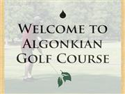 Algonkian Golf TV