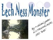 lech ness monster