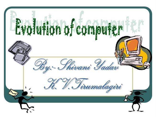History of computers group research & presentation project | tpt.