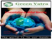 A Presentation on Global Warming newe