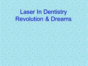 Laser In Dentistry short