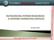 Interim Resources and Managed Service Provider - Flexible Resources