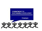 Sustainable Excellence employee