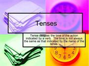 best Tenses