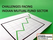 challanges facing indian mutual fund sector