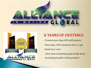 AIM GLOBAL PRODUCT PRESENTATION
