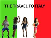 The Travel to Italy