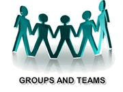 Groups-and-Teams