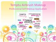 Temptu Airbrush Makeup - Apply Cosmetics Like a Pro