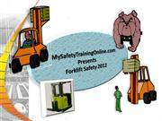 Forklift Safety August 2012