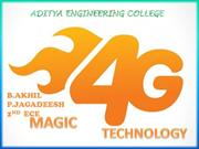 4G magic technology
