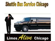 Shuttle Bus Service Chicago