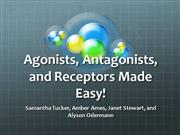 Agonists, Antagonists