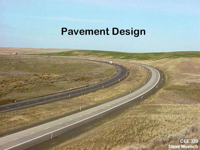 Ppt flexible overlays for rigid pavements powerpoint.