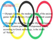 olympic games '