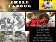 CHILD LABOUR CLG