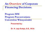 introduction 2 financial management- by Dr Jaja suteja MSc