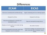 ECAM AND EICAS DIFFERENCES DESMOND