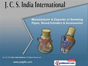 Smoking Pipes & Accessories by J. C. S. India International, New Delhi