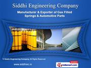Automotive Parts by Siddhi Engineering Company, Mumbai