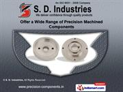 Precision CNC Turned Components by S. D. Industries, Mumbai