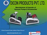 Vacuum Pumps & Accessories by Dicon Products Private Limited, Delhi