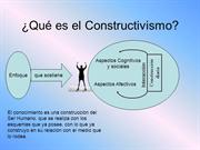 Constructivismo