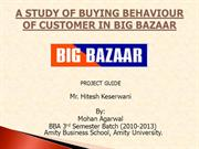 BIG BAZAAR PPT
