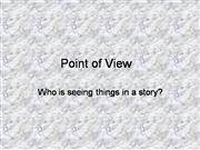 Point of View-bio-autobio