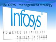 marketing strategies of infosys