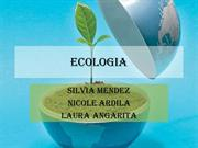 ECOLOGIA once