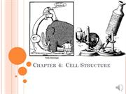 BIO 120 Chapter 4 Cell Structure and Function (DHD Recorded)