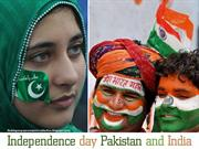 Independence Day Pakistan and India