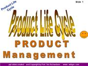 PLC product life cycle