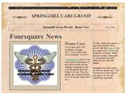 Foursquare - Springhill Group Florida - Home Care