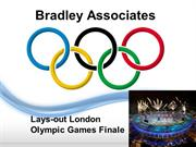 Bradley Associates lays-out London Olympic Games Finale