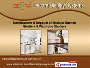 Modular Kitchen Furniture by Decora Display Systems, Gurgaon