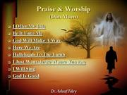 Praise and Worship - Don Moen
