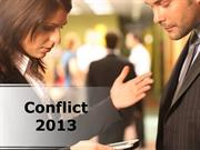 Conflict Powerpoint Content
