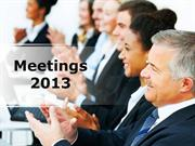 Meetings Powerpoint Content