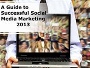Social Media Marketing PowerPoint Presentation