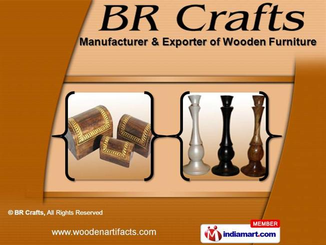 Wooden Decorative Items By Br Crafts Saharanpur Authorstream