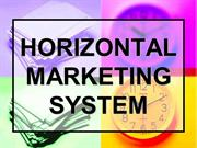 Horizontal-Marketing-System
